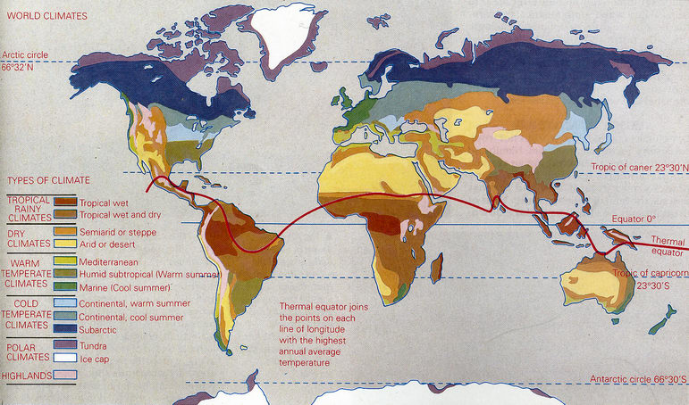World geography koeppen climate map gumiabroncs Images